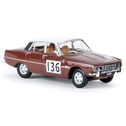 """Rover P6 """"Rallye Monté-Carlo 1965"""""""