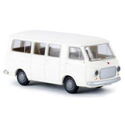 Fiat 238 minibus 1967 blanc