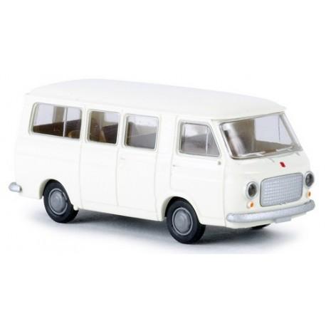 Fiat 238 minibus 196 blanc