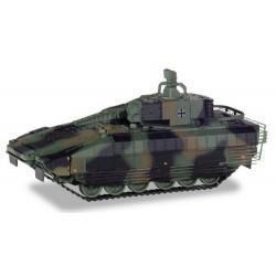Char Puma Bundeswehr camouflé