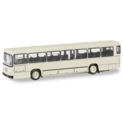 MAN Büssing SÜ 210 autobus ivoire