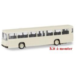 MAN Büssing SÜ 210 autobus ivoire (minikit)