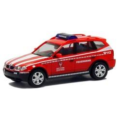 """BMW X3 (E83) ELW """"Feuerwehr Straubing"""""""