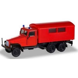 "IFA G5  camion fourgon vitré ""Feuerwehr"""