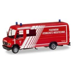 """MB T2 Vario fourgon GW-A/S """"Feuerwehr Landshut"""""""