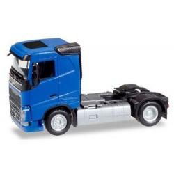 Volvo FH '13 toit plat tracteur solo bleu 4x2