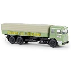 """Büssing 12000 camion bâché """"Schenker & Co Köln Bonn"""""""