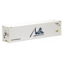 """container 40' frigo """"Delta Shipping Lines"""""""