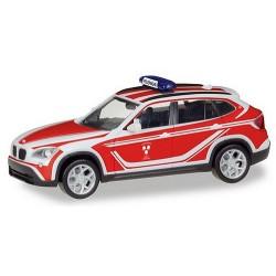"""BMW X1 Kommandowagen """"Feuerwehr Landshut"""""""