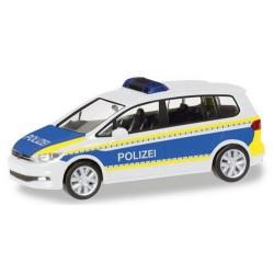 """VW Touran """"Polizei Brandenburg"""""""