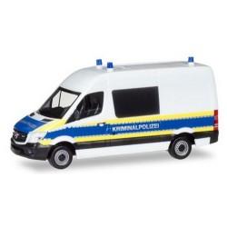 "MB Sprinter fourgon  ""Kriminalpolizei"""
