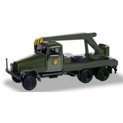 """IFA G5 camion grue de la """"NVA"""""""