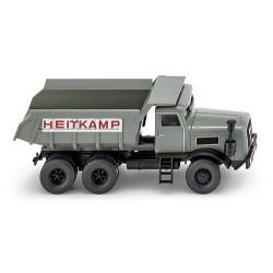 "Kaelble KDV 22E camion benne de carrière ""Heitkamp"" (1962)"