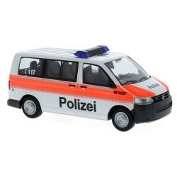 """VW T5 minibus """"Polizei Zurich"""""""