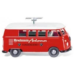 """VW T1 combi vitré """"Hirschmann Antennen"""""""
