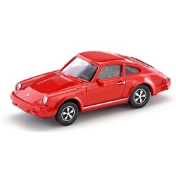 Porsche 911 SC de 1978 rouge