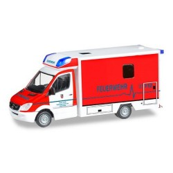 """MB Sprinter Sprinter Fahrtec RTW """"Feuerwehr Hürth"""""""