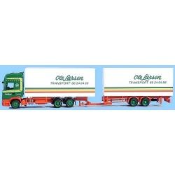 "Scania 4er TL camion + rqe frigo ""Ole Larsen"" (N)"