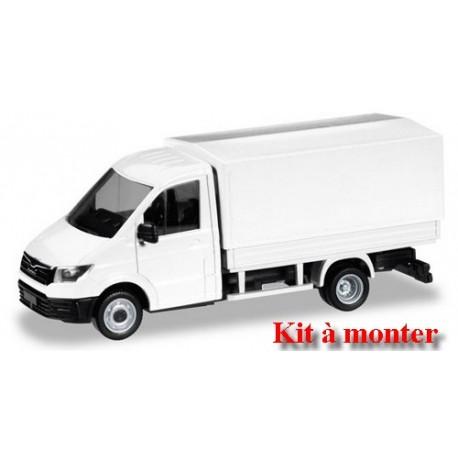 MAN TGE pick-up bâché blanc (kit à monter)