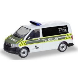 """VW T6 minibus """"Feldjäger"""""""
