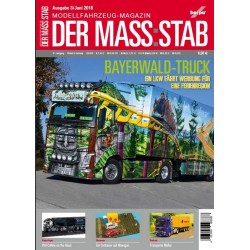 der MaBstab 03/2018 (revue Herpa)