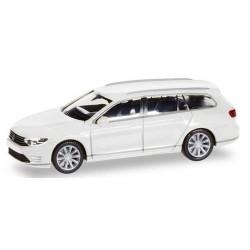VW Passat Variant GTE E-Hybrid blanc pur