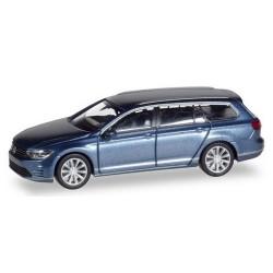 VW Passat Variant GTE E-Hybrid bleu ciel métallisé