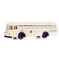 Büssing 6500 T Bus DRK Hessen (Croix Rouge de la Hesse)