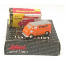 """DKW fourgon """"Dunlop Reifen"""" - Série Piccolo avec boit d'origine"""