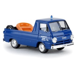 "Dodge A-100 Pick-up ""Seepolizei Zurich"" (CH) avec canot pneumatique"