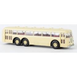Büssing 12000T autobus couleur crème