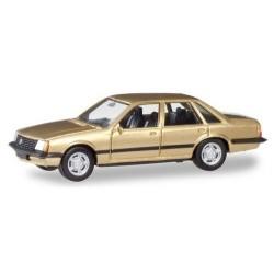 Opel Senator berline 1988 champagne métallisé