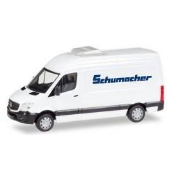 "MB Sprinter '13 fourgon isotherme ""Schumacher"""