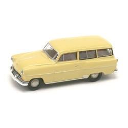 Opel Olympia 1954 CarAvan crème