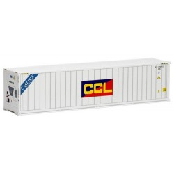 "container 40'  Highcube frigorifique ""CCL"""