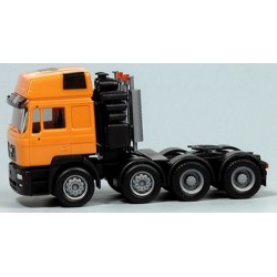 MAN E 2000 Commander Tracteur lourd 8x4 orange