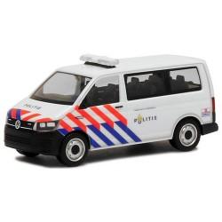 """VW T6 minibus """"Politie Nederland"""" (police néerlandaise) série limitée"""