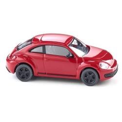 VW Beetle 2011 rouge tornado à jantes noires