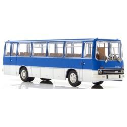 Autobus Ikraus 255 (1972-82) bleu et blanc