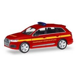 """Audi Q7 """"Feuerwehr Einsatzleitung"""""""