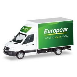 "MB Sprinter '13 fourgon ""Europcar Moving your way"""