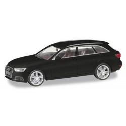Audi A4 (B9 - 2015) Avant noir brillant