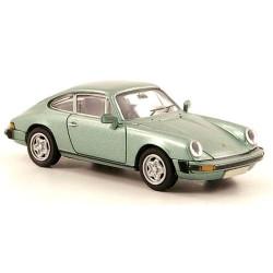 Porsche 911 (ype G- 1976) coupé vert clair métallisé