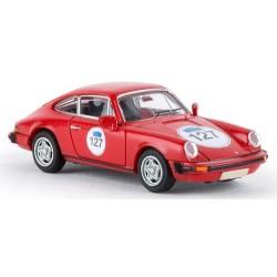 """Porsche 911 (type G- 1976) coupé  """"Silvretta Calssic"""" - n° 127"""