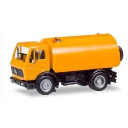 """MB S camion """"Schörling"""" arroseuse-balayeuse"""
