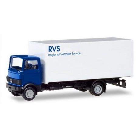 "MB LP 813 camion fourgon ""RVS"""