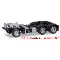 Set de 2 châssis de tracteurs 6x 4 MB Actros Giga/Big/Streamline  (kit à monter)