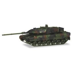 Char  Leopard 2A7 camouflé