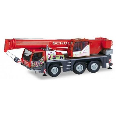 "Camion Grue Liebherr LTM 1045/1 ""Scholpp Kinderkran"""