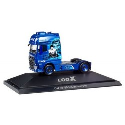 "DAF XF SSC E6 Tradcteur solo ""Log-X / The Boxer"" - PC"